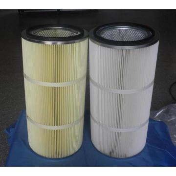 Cartucho de filtro de ar da prova da água e do poliéster do Anti-Óleo