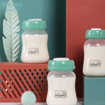 Phanpy Plastic Breast Milk Storage Bottle