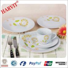 Wholesale 20pcs Pakistani Dinner Set/Modern Square Dinner Set/China New Products Ikea Dinnerware Sets