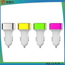 Puerto USB triple Car Cargador 5.2A Max (CC1507)