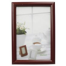 Molduras para fotos plástico marrom 10x15cm venda quente