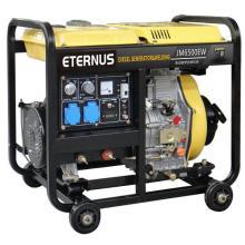 Easy Move 4/4.5 kVA Generating Set (BM6500EW)