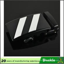 Hebilla de cinturón reversible de moda de acero inoxidable de metal