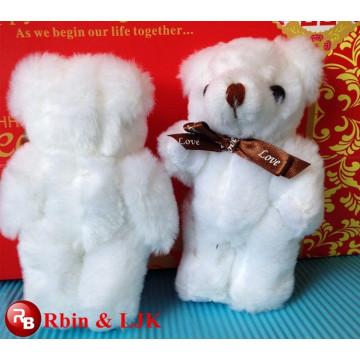Weiße Plüschtiere Riese gefüllte Tier Kinder Spielzeug riesigen gefüllten Teddybär