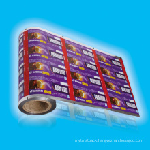 High Quality Plastic Coffee Packaging Film