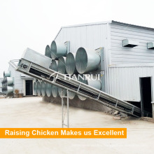 High Quality Temperature Control Poultry Air Ventilation System