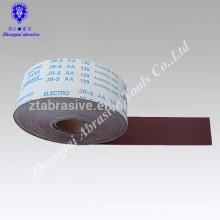 cheap price Multi-purpose Flexible jb-5 abrasive cloth roll jb-5 emery cloth roll