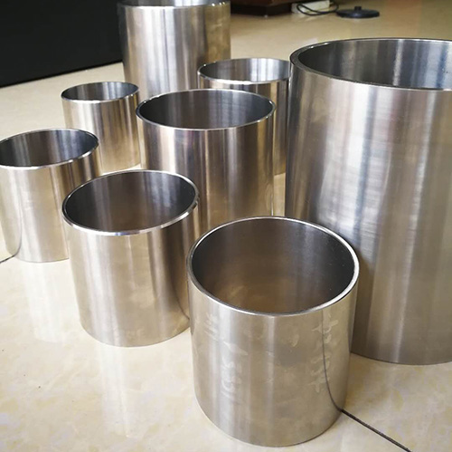 machined sleeves