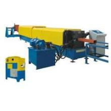 Machine de formage de rouleaux de ligne de production de Downspout couleur