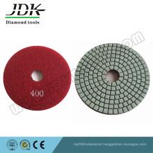 Jdk 5 Inch Diamond Flexible Polishing Pad Marble and Granite