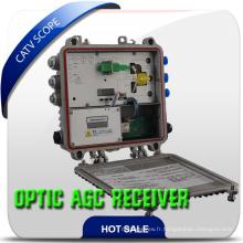 FTTH Fiber Cable Optical Receiver / CATV 2 Way Indoor Optic Node