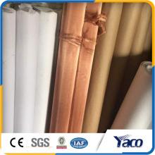 China-Qualitätskupfermaschendraht für Filter und abschirmende elektronische Ausrüstung