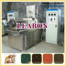 Ligne de production automatique d'aliments pour animaux familiers 300-500kg / h