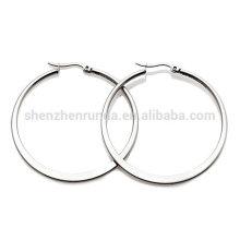 Les dernières boucles d'oreille de mode boucles d'oreilles rondes de mode en gros, vous pouvez importer de la Chine