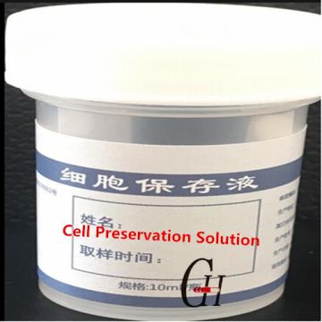 Solución de preservación celular
