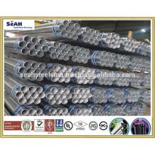 """1/2 """"Galvanisiertes Stahlrohr nach JIS 3466, JIS 3444 und verschiedene Standards, die nach Thailand exportiert werden"""