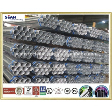 """1/2"""" Galvanised steel pipe to JIS 3466, JIS 3444 and various standards exported to Thailand market"""