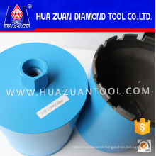 Economical and Practical Electroplated Diamond Core Drill Bit
