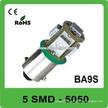 DC12V 5 SMD Ba9s Auto LED-Lampe