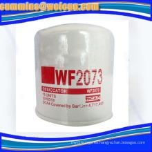 CUMMINS Wf2073 Wf2053 3315115 Fleetguard Máquina de filtro de agua
