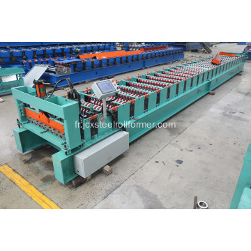 Afrique du Sud Ibr Roof Sheet Machine