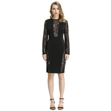 2020 women dresses spring sand autumn new women's popular sexy lace perspective slim pencil skirt