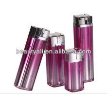 Акриловая косметическая безвоздушная бутылка для упаковки
