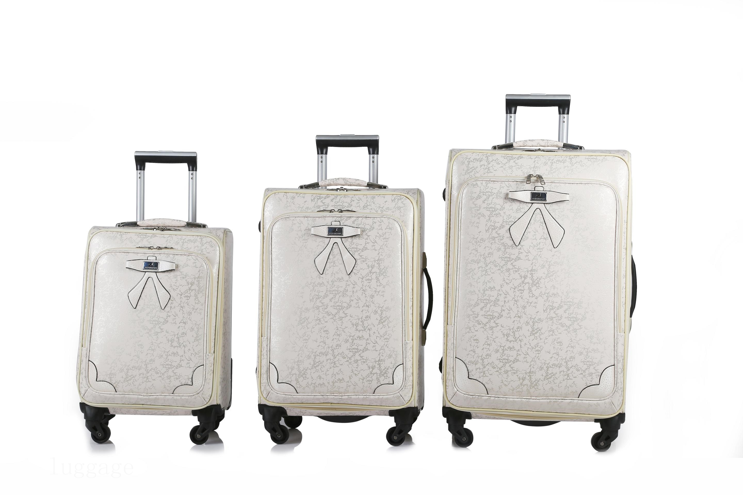 3170# PU luggage