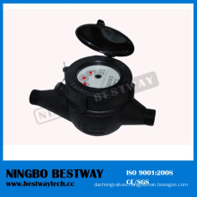 Nylon Plastic Multi-Jet Cold Water Meter (LXSG-15S-40S)