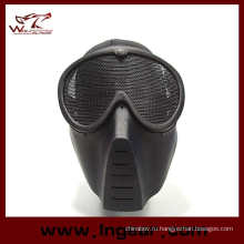 Airsoft пейнтбол полное лицо маска Goggle не туман