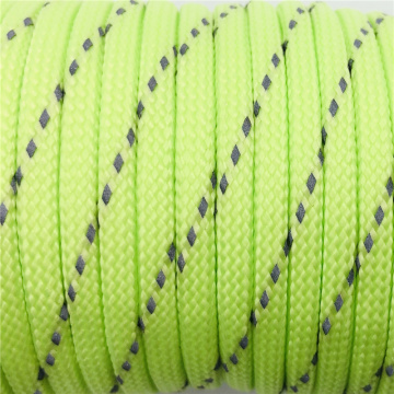 7 Strands Core Paracord con línea reflectante