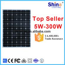 China fabricación de paneles solares mono 24V 250w 310W 320W módulo solar fotovoltaico 320WP