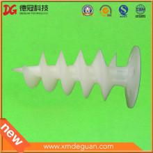 Tornillo de plástico de encargo del ancla de la pared del ancla de nylon
