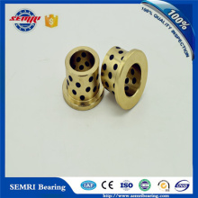 High Hardness Self-Lubricating Copper Brass Oilless Sintered Bearing