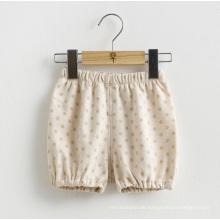 Organic Cotton Lovely DOT Bedruckte Baby Short Pants