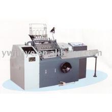 Semi-automatic thread sewing machine