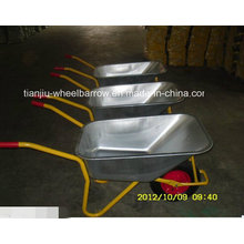 High Quality Russia Model Agriculture Wheel Barrow (WB6404H)