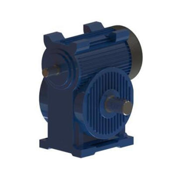 Cuw Double Enveloping Worm Gear Reducer with Two Stages