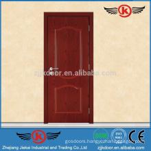 JK-HW9102 Eropean Style Exterior Ready Wood Door