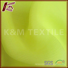 High Quality 100% Silk Pure Crinkle Georgette Woven Fabric for Lady Maxi Dress