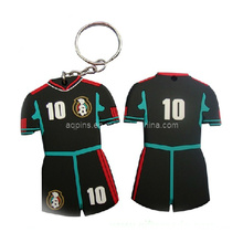 Personalized Fashion Soft PVC Keychain (KC-09)