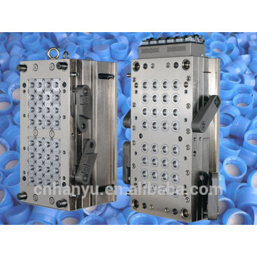 48 cavity bottle cap mould