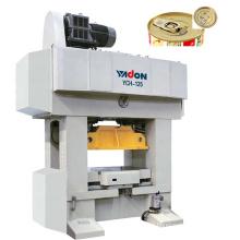 Extremidades abertas fáceis de alumínio totalmente automáticas, tornando a linha de produção de máquinas para embalagem de latas de bebidas
