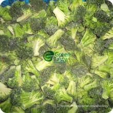 Nouvelle floraison de brocoli congelé IQF