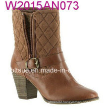 Women Rubber Boots Picture with Zipper