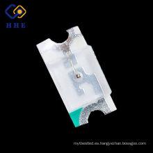 El infrarrojo montado en la superficie del paquete de 1206 SMD llevó 940nm para el interruptor optoelectrónico