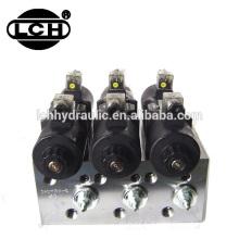 motor hydraulic system cast iron control valve ac hydraulic power units