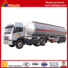 Stainless Steel Semi Trailer Storage Tank