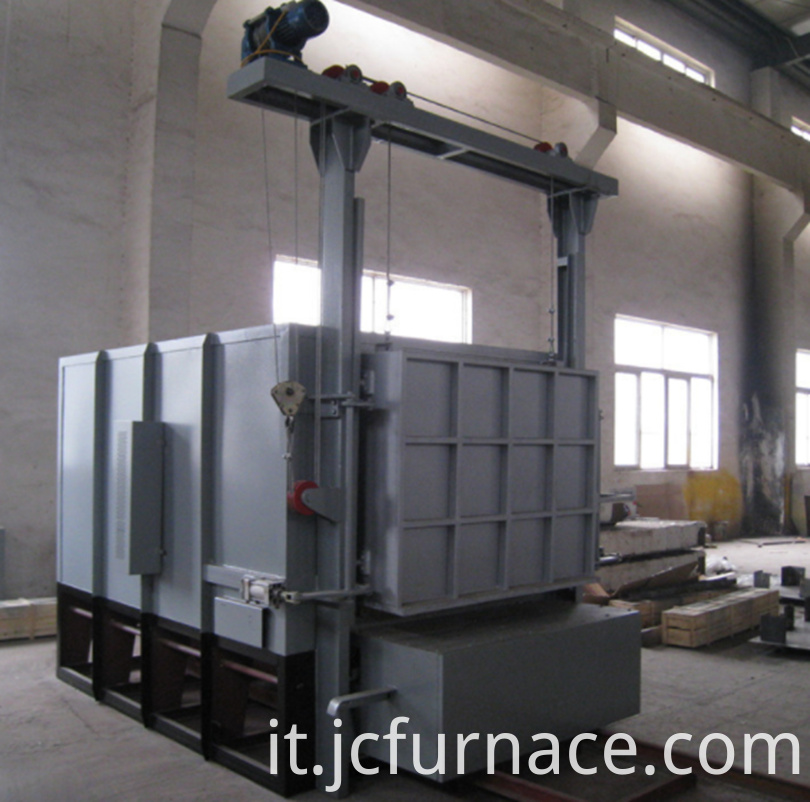 Aluminum Roll Annealing Furnace Ready to ship