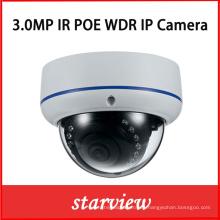 Cámara del IP de la CCTV de la seguridad de la bóveda de la bóveda de 3.0MP mini